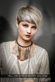 show me some hairstyles ombre hair color trends is the silver grannyhair style