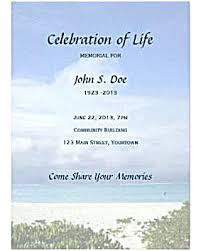 memorial announcement wording celebration of invitations celebration of invitation