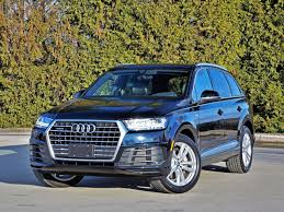 Audi Q7 Manual - 2017 audi q7 2 0 tfsi quattro progressiv road test carcostcanada