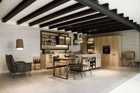 cuisine industrielle loft cuisine loft idées d aménagement par snaidero