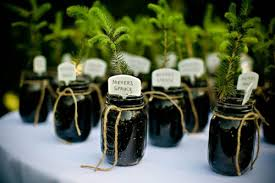 jar favors wedding favors jar ideas