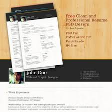Template Professional Resume Amazing Collection Of Free Cv Resume Templates
