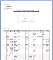 Open Table Widget Customizing Widget Tables In Axure Perficient Digital
