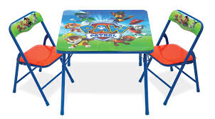 childrens folding table and chair set homework table child s folding table set table hack kid folding
