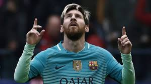 la liga table 2016 17 top scorer barcelona messi overtakes cristiano to top laliga s goal scoring