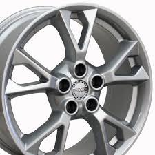 nissan altima coupe wheel offset amazon com 18x8 wheel fits nissan infiniti nissan maxima style