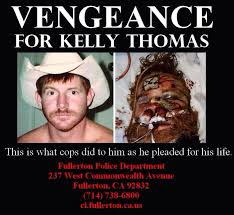 Fuck The Police Meme - no justice no peace kelly thomas s murders let free savage truth