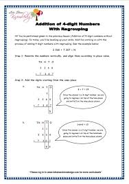 addition 3 digit addition worksheets for grade 2 free math