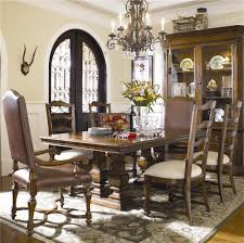 sonoma ridge seven piece dining set by thomasville colonial
