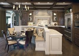 Dining Room Booth Seating by White Cream Wood Bench Dining Table Tables With Benches For