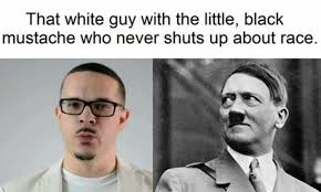 Shaun White Meme - what shaun king and hitler have in common