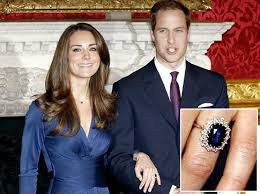 kate engagement ring jeweler hears ka ching for replica princess diana rings ny daily