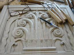 ornamental woodcarver damiaens deco style ornaments