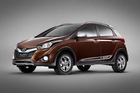 hyundai compact cars hyundai hb20x compact crossover to enter brazilian market
