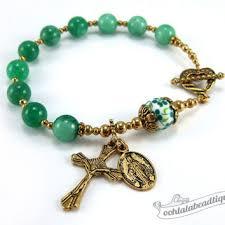 rosary bracelets best catholic rosary bracelets products on wanelo