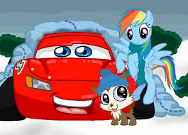 rainbow cars 312396 artist nerdrodder car cars pixar crossover