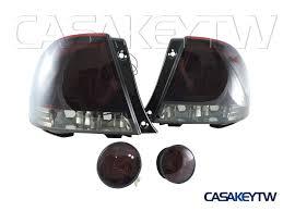 lexus is300 rear brakes lexus is200 is300 led red smoke tail lights rear trunk led