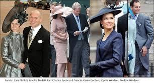 karen spencer countess spencer inside the royal wedding guest list the daily truffle la