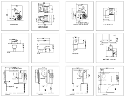 Stair Cad Block by Accessibility Facilities Details V1 Cad Blocks Free