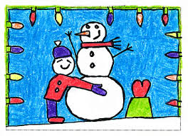 clarendon recreation department christmas card contest