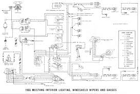 Wiring Diagram For Mustang 66 Mustang Wiper Motor Wiring Q U0026a Vintage Mustang Forums