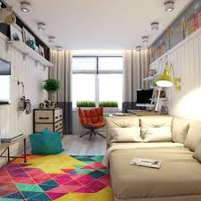 Love Home Designs by Funky Rooms That Creative Teens Would Love