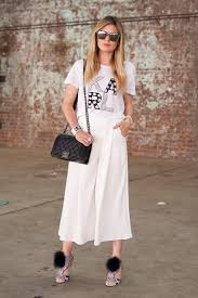 how to wear a t shirt for every occasionin thefashionspot