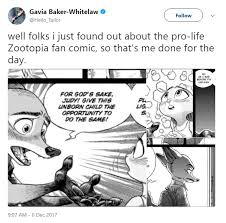 Comic Meme - the zootopia abortion comic meme explained geeks