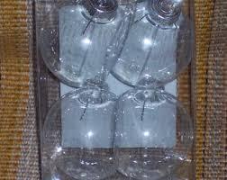 bulk shatterproof clear plastic ornaments disc 80mm x 72