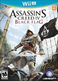 Black Flag Wasted Assassin U0027s Creed Iv Black Flag Wii U Standard Edition