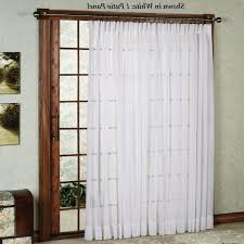 Patio Door Curtain Panel Useful Pendant On Patio Door Curtain Rods Patio Designing