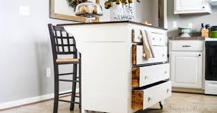 furniture kitchen storage need more kitchen storage turn a dresser into an island hometalk