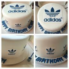 adidas cake well ok it u0027s a good one and my edible printer has