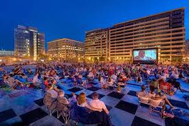 watch movies under the stars this summer dc on heels