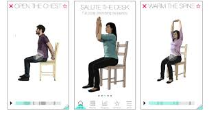 Desk Yoga Poses International Yoga Day 2017 Top 8 Yoga Apps To Help You Practise