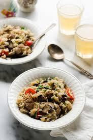 one pot sausage and veggie rice the pioneer woman