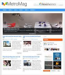 30 news blog themes u0026 templates free u0026 premium templates
