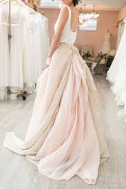 chagne wedding dress 16 stunning bridal separates that ll change what you think about