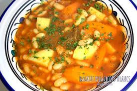 comment cuisiner des haricots blancs loubia haricot blanc en sauce recettes faciles recettes