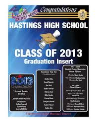 green light driving hastings mi hastings banner class of 2013 insert by tim sutton issuu