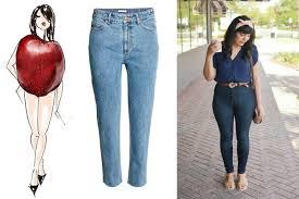 tendencias de ropa 2016 para cuerpo de manzana los mejores jeans para tu cuerpo existen