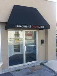 Ottawa Awning Commercial Auvents Lalonde Awnings