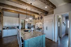 distressed white kitchen island 26 farmhouse kitchen ideas decor design pictures designing idea