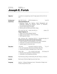 Monash Resume Sample by Monash Resume Resume For Your Job Application