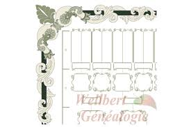 creation of original family trees custom made product large