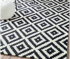 White And Black Area Rug White And Black Area Rug Rugs 8x10 Fabulous Best Adorable Shag For