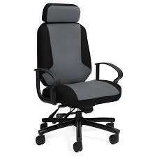 Global 2526 Robust Two Tone 500 lb Capacity Office Chair  Better