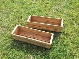 Long Planter Box by Planters Brindley Garden Products