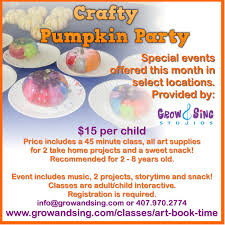 kids craft classes grow and sing studios