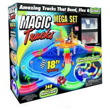 as seen on tv light up track as seen on tv magic tracks mega set